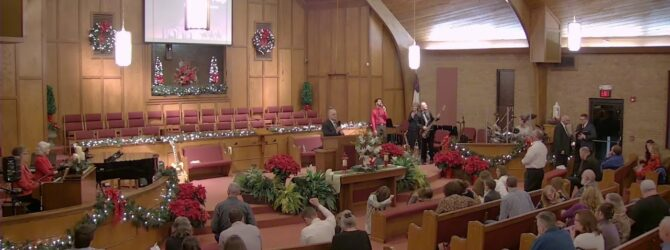 """""""The Searching Heart of the Magi"""" Evangelist J. Darrell Turner Sunday Evening Service 12/8/19"""