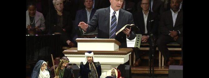"""The Terrorist Within"" pastor Loran Livingston, December 1, 2019"