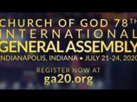 General Assembly Postponed until 2022