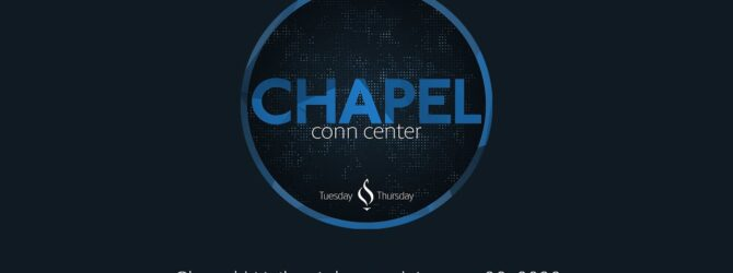 Chapel with Hailey Johnston