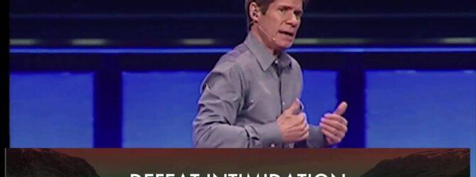 Dr.  David Cooper – Giant Confidence