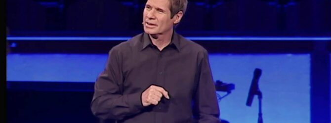 Dr. David Cooper – He Will Direct Your Paths
