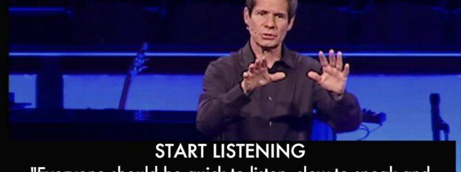 Dr. David Cooper – Listen Up