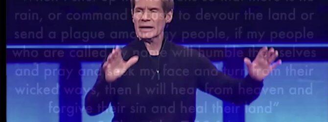 Dr. David Cooper – When God Sends A Storm