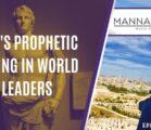 GOD'S PROPHETIC TIMING IN WORLD LEADERS | EPISODE 1005