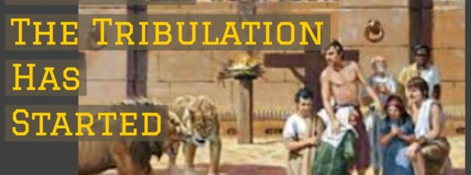 The Bride will not go through the Great Tribulation