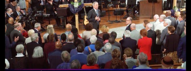 """""""Living Sacrifice"""" pastor Loran Livingston, January 12, 2020"""