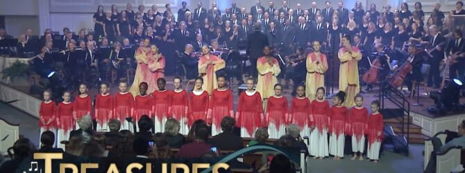 """""""Treasures of the Heart"""" – 2019  Musical, Central Church, Charlotte, NC"""