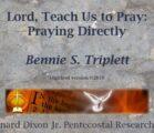Triplett on Prayer 02