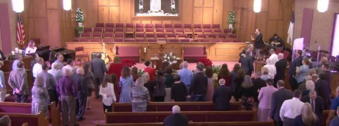 """""""What A Friend We Have In Jesus"""" Sunday Morning Service 1/12/2020 Pastor D. R. Shortridge"""