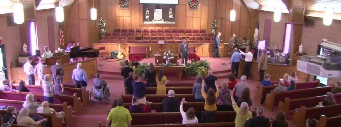 """""""What Will You Say In That Day?"""" Sunday Morning Service 1/19/2020 Pastor D. R. Shortridge"""