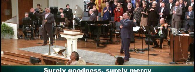 Central Church Choir & Orchestra Worship Service, February 2, 2020