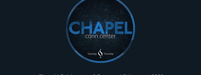 Chapel: Celebration of Creativity