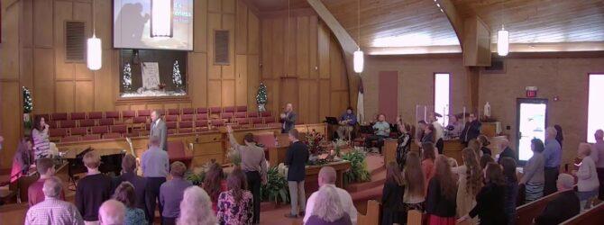 """""""God's Forgiveness"""" Sunday Morning Service 2/2/2020 Rev. Stacy Floyd"""