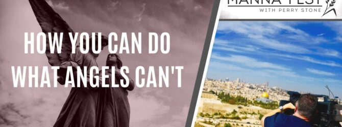HOW YOU CAN DO WHAT ANGELS CAN'T   EPISODE 1009