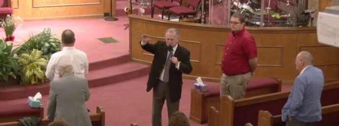 """""""Paradoxes Of God's Word"""" Sunday Evening Service 2/16/2020 Pastor D. R. Shortridge"""