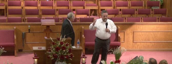 """Perseverance For Deliverance"" Sunday Evening Service 2/9/2020 Pastor D. R. Shortridge"