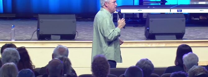 Robby James | Encountering Jesus | Omega Center International