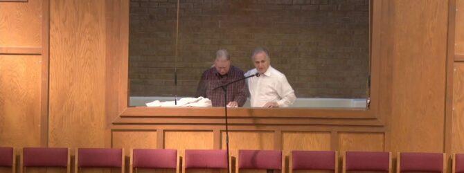 """Your Praise is a Weapon"" Rev. John Benton Sunday Evening Service 2/16/2020"