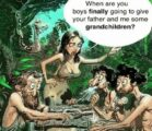 The children of Adam and Eve would have had no…