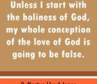 The Word of Faith/NAR Movement false teachers never start with…