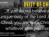The Word of Faith Movement denies the unique deity of…