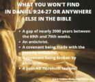 Is the antichrist as big a deal in end times…