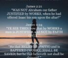 """Acts 2:38 KJV """"Then Peter said unto them, REPENT, [AND]…"""