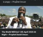 Why is Africa ridled with false doctrine and prophets?
