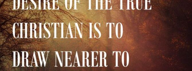 The greatest desire of the Word of Faith/NAR leaders is…