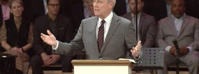 """A Spiritual Virus"" pastor Loran Livingston, March 8, 2020 Central Church"
