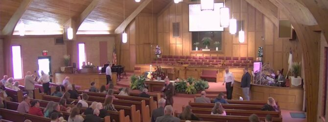 """Ebenezer"" Sunday Morning Service 03/01/2020 Pastor D. R. Shortridge"