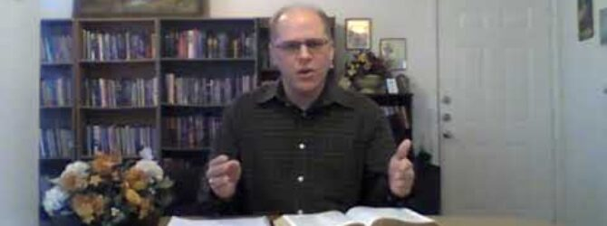 More Than a Conqueror: One Man's Journey of Faith (Shane Brown's Testimony) Part 2 of 4