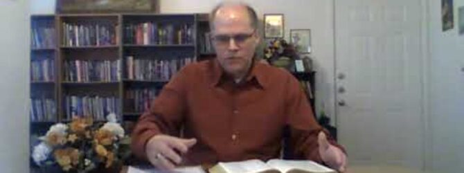 More Than a Conqueror: One Man's Journey of Faith (Shane Brown's Testimony) Part 1 of 4