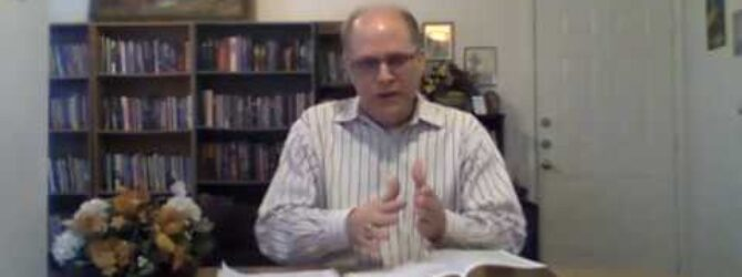 More Than a Conqueror: One Man's Journey of Faith (Shane Brown's Testimony) Part 4 of 4
