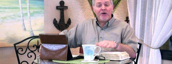 Part 14 Video Devotions: Understanding Prayer