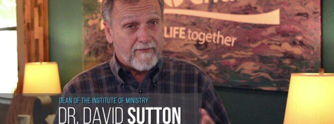 Part 2 – Dr. David Sutton and Bishop Jonathan Vorce discuss prayer