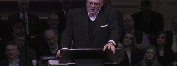 Pastor Kelvin Page: Managing Disease