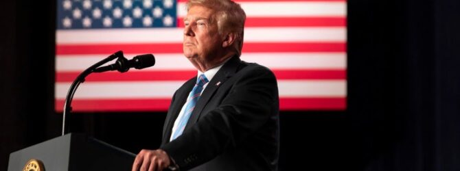 TRUMP: HOUSES OF WORSHIP ARE 'ESSENTIAL' – OPEN THEM UP