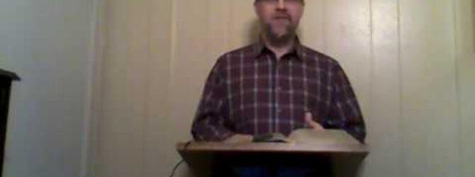 Studies in Matthew 24