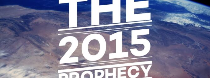 The 2015 Prophecy | Perry Stone