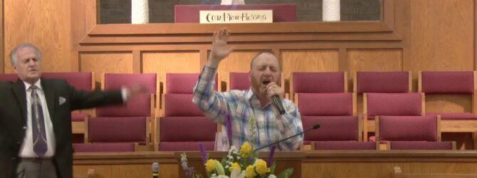 """""""The Fruit of Love"""" Pastor D. R. Shortridge"""