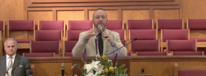 """""""The Knowledge of Christ"""" Pastor D. R. Shortridge *Children's Church Video at ending*"""
