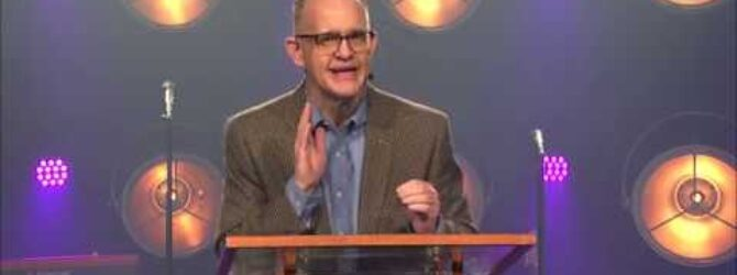 Virtual Chapel with Dr. Mike Hayes // March 19, 2020