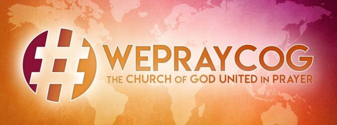 We Pray Daily Devotional – Day 3 – Dr. Tim Hill