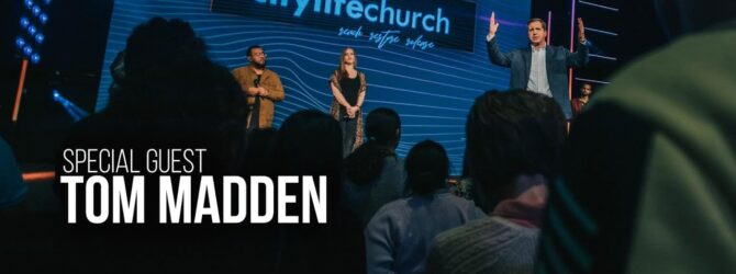 Why We need the Holy Spirit  |  Tom Madden