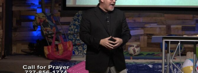 Working the Word with Jonathan Vorce (CTN Television Program) 7-30-2017