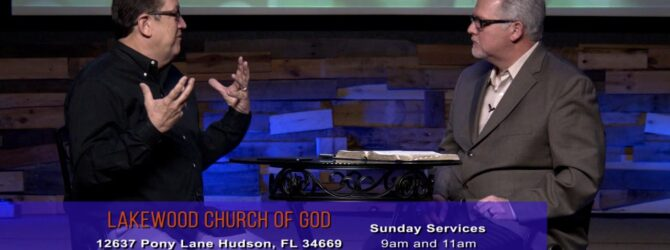 Working the Word with Jonathan Vorce 10-15-2017
