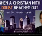 """New podcast! Frank Turek responds to a """"deconstructing Christian"""" about…"""