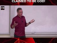 [NEW ? VIDEO] Name one place where Jesus unequivocally claims…